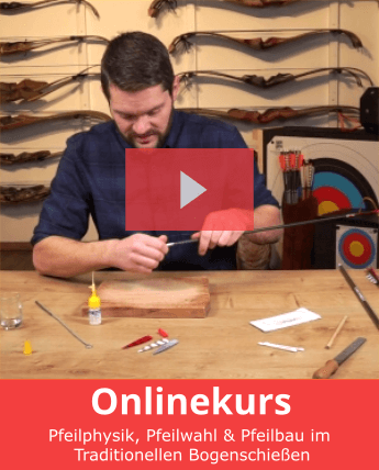 Onlinekurs Pfeilbau